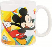 Caneca Cerâmica Mickey Disney 360ml