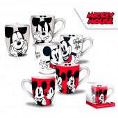 Caneca Cerâmica Mickey Disney Sortida