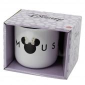 Caneca Cerâmica Minnie Disney 400ml