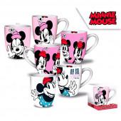 Caneca Cerâmica Minnie Disney Sortida