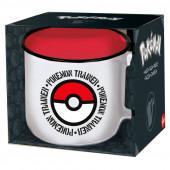 Caneca Cerâmica Pokémon Distorsion