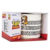 Caneca Ceramica Slinky Toy Story