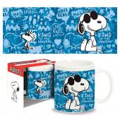 Caneca Cerâmica Snoopy