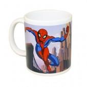 Caneca cerâmica Spiderman 320ml
