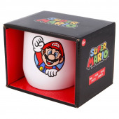 Caneca Cerâmica Super Mario 355ml