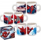 Caneca de porcelana do Spiderman - Sortido