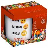 Caneca em cerâmica Emoji - Week