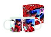 Caneca em cerâmica Ladybug c/caixa