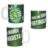 Caneca Gigante Sporting