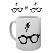Caneca Harry Potter Óculos