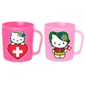 Caneca Hello Kitty Microondas
