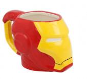 Caneca Iron Man 3D 450ml