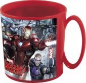 Caneca Micro ondas Marvel Avengers Team 360 ml