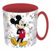 Caneca microondas 360 ml Mickey