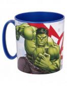 Caneca Microondas Avengers 350ml