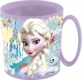 Caneca microondas Frozen Disney  Anna - Floral