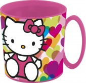 Caneca Microondas Hello Kitty - Hearts