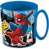Caneca Microondas Spiderman Streets 350ml