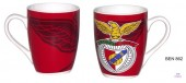 Caneca Oval Benfica SLB