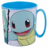 Caneca Plástico Microondas Pokémon 350ml