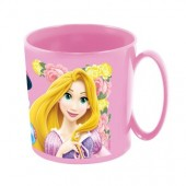 Caneca plástico microondas Princesas Disney 360ml