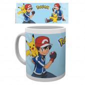Caneca Pokemon Ash