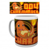 Caneca Pokemon Charmander