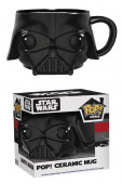 Caneca Pop Ceramica Star Wars Darth Vader