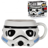 Caneca Pop Ceramica Stormtrooper Star Wars