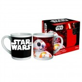 Caneca Porcelana BB-8 Star Wars