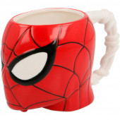 Caneca Spiderman 3D 410ml