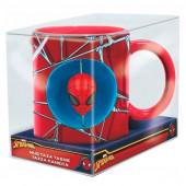 Caneca Spiderman Spinner