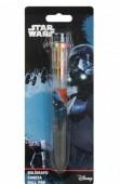 Caneta 10 cores Star Wars