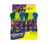 Caneta Tartarugas Ninja 3 em 1