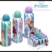 Cantil Alumínio Frozen 2 Disney 500ml Sortido