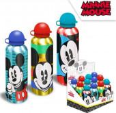 Cantil Alumínio Mickey Disney 500ml Sortido