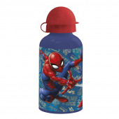 Cantil Alumínio Spiderman Grafitti 500ml
