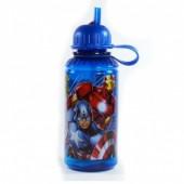 Cantil  Aluminio Tritan Avengers 400ml