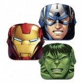 Cap Boné Marvel Avengers Face