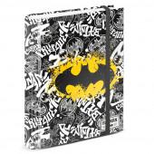Capa A4  com elástico Batman Dc Comics Tagsignal