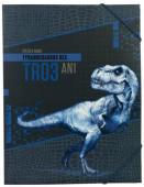 Capa A4 Elásticos Dino Jurassic World