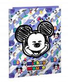 Capa A4 Elásticos Mickey Maker