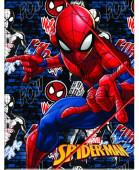 Capa A4 Elásticos Spiderman Marvel