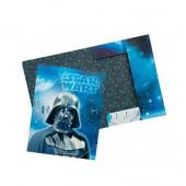 Capa A4 Elásticos Star Wars