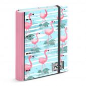 Capa Arquivo 34 cm Oh My Pop - Florida flamingos