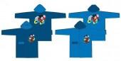 Capa Chuva Impermeável Mickey Azul