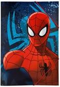 Capa com Elasticos A4 Spiderman Ultimate