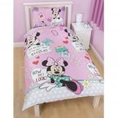 Capa de Edredon Disney Minnie Mouse