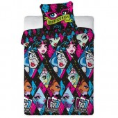 Capa de edredon Monster High Diamonds