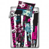 Capa de edredon Monster High Grafitti